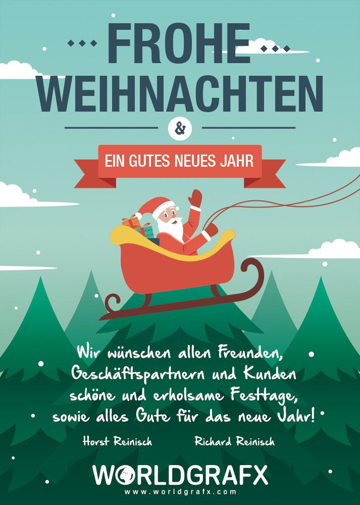 Frohe Weihnachten Und Alles Gute Im Neuen Jahr.Frohe Weihnachten Und Ein Gutes Neues Jahr Worldgrafx Digital
